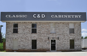 C & D Cabinets storefront